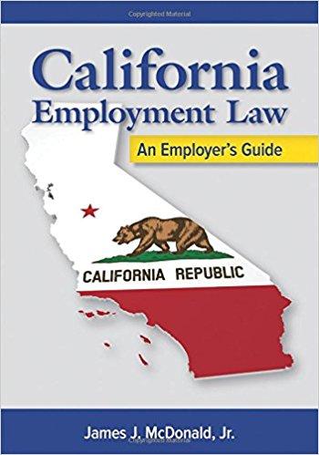 california-employment-law-book
